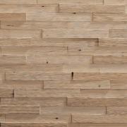 Деревянные стеновые панели Haro Wall Nevada 3D Дуб River Белый 538 859