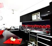Кухонный фартук АБС Соблазн (600*3000*1,5мм) STELLA