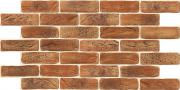 """Стеновая панель ПВХ """"Лофт рыжий"""" 960*480мм (20 шт)"""