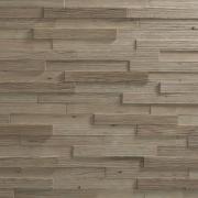 Деревянные стеновые панели Haro Wall Nevada 3D Дуб River Серый 538 861