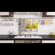 Кухонный фартук Утро, 600x1000mm