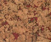 Настенная клеевая пробка Corksribas, DECORK, Condor Red (600х300х3 мм) упак. 1,98 м2