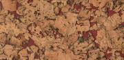 Настенная пробка Corkstyle, Monte Red 600 х 300 х 3 мм., (уп.1,98)