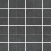 Ковер для полов КЕРАМИН Франкфурт (300х300) мозаика, черный Франкфурт 5 (шт.)