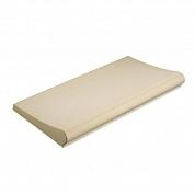 Копинговый камень Carobbio Standard 30x31.5 см песочный, гладкий