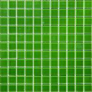 Плитка мозаика из стекла Natural mosaic 30x30см, размер чипа 2,3x2,3 см