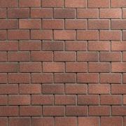 Плитка фасадная Технониколь Hauberk терракотовый кирпич