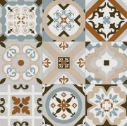 Керамогранитная плитка Azteca Moonland Settecento Lux (600х600) многоцветная (кв.м.)