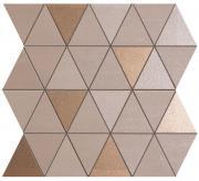 Atlas Concorde Mek Rose Mosaico Diamond Wall 30.5x30.5 см настенная плитка