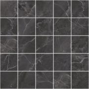 Мозаика Laparet Olimpus Чёрный 25х25