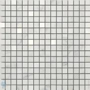 *Мозаика Atlas Concorde Marvel Calacatta Extra Mosaic (305х305) белая (шт.)