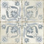 Плитка напольная Peronda Foresta FS IVY Blue (450х450) синяя 88776 (кв.м.)