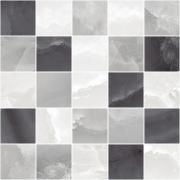 Мозаика Laparet Prime Серый микс 25х25