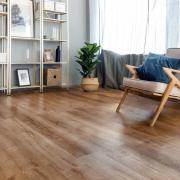 Напольные покрытия Каменно-полимерная плитка Alpine Floor - Real Wood Дуб Royal
