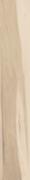 Плитка из керамогранита матовая Creto Grusha 19.8x119.8 бежевый (G2V120)