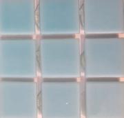 JNJ mosaic Мозаика стеклянная однотонная JNJ HG Mosaic 20x20, 327х327 мм A35N