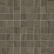 Мозаика под мрамор Italon Шарм Эдванс 29.2x29.2 коричневый (610110000765)