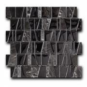 Смесь из стекла и натурального камня Art&Natura Boston Ames, лист 300x300 мм