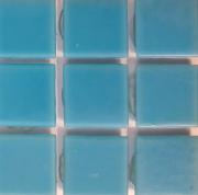 JNJ mosaic Мозаика стеклянная однотонная JNJ HG Mosaic 20x20, 327х327 мм A34N