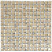 Мозаика стеклянная Alchimia Aureo trapezio 20x20x6 (306х306х6) (шт.)