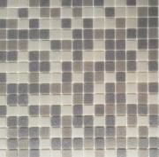 JNJ mosaic Стеклянная мозаичная смесь JNJ 20х20, 327х327 PS205