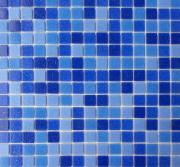JNJ mosaic Стеклянная мозаичная смесь JNJ 20х20, 327х327 TA182