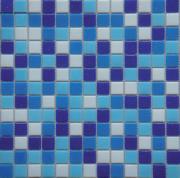 Стеклянная мозаичная смесь Louis Valentino 20x20 мм (серия B)