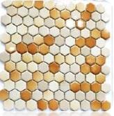 СЕРАБЕЛЛА - Шестигранная VERSICOLOR 2,65 SERAPOOL /Беж/ - коричневый/, м2