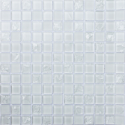 Стеклянная мозаичная смесь ORRO mosaic Glass White Crush