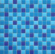 Стеклянная мозаичная смесь Louis Valentino 20x20 мм (серия J)