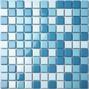 Мозаика керамическая Aquaviva YF-TC05, плитка 25x25 мм, лист 306x306 мм
