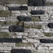 Еврокам Искусственный камень Variorock Roddos 84B ряд