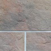 Еврокам Искусственный камень Variorock Brega 113 ряд.