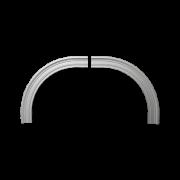 Оконное Обрамление Европласт Арочное Обрамление 4.87.033