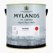 Краски Mylands артикул Грунт Marble Matt Wall Primer 10 л.