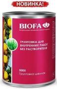 5005 Грунтовка шеллак на водной основе BIOFA (Биофа) - 1 л, Производитель: Biofa