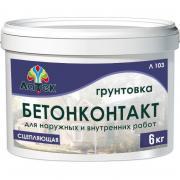 Грунтовка сцепляющая Бетоконтакт Л103 12л Оптимист С586 41909