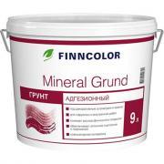 Адгезионный грунт tikkurila mineral grund rpa 9 л 1 52790