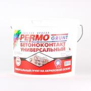 PERMO Грунт Бетоноконтакт универсальный на акриловой основе 14 кг