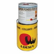 2К полиуретановая шлифуемая грунтовка для паркета Adesiv Super Fondo F21 10 л