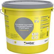 weber.vetonit Фасадная тонирующая грунтовка под штукатурку weber.prim Uni 25 кг