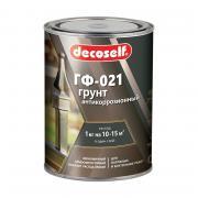 Грунт Pufas ГФ-021 Decoself красно-коричневая (0,9кг)
