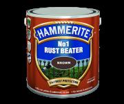 Грунт Hammerite грунт коричневый антикоррозийный №1 (2,5л)