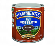 Грунт Hammerite грунт коричневый антикоррозийный №1 (0,25л)