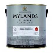 Краски Mylands артикул Грунт для дерева Wood Primer&Undercoat White 5 л.