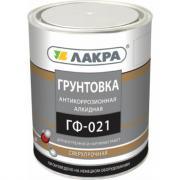 Грунт лакра гф-021 красно-коричневый, 1 кг 90000673606