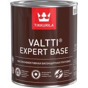 Высокоэффективная биозащитная грунтовка tikkurila valtti expert base 0,9л 700009578