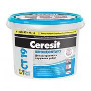 Грунтовка Ceresit CT 19 бетонконтакт Зима 15 кг