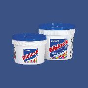 BIBLOCK, двухкомпонентный эпоксидный отверждающий продукт в водной дисперсии для бетона, 5 кг (2.5 кг + 2.5 кг)