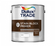 Грунтовка Dulux STAIN BLOCK PLUS для блокировки старых пятен, белая (1л)